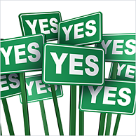 Why Say No When You Can Say Yes