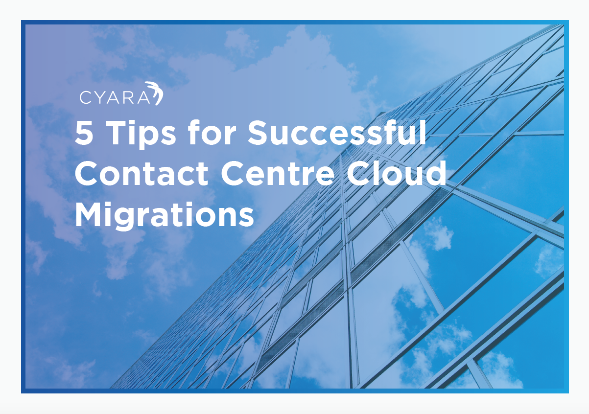 eBook Cloud Migration