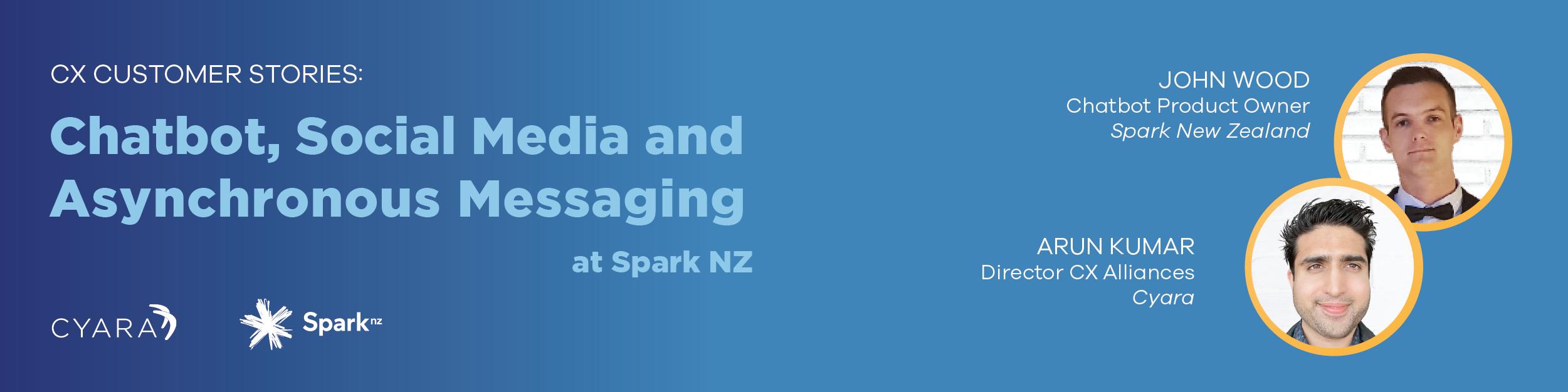 Spark NZ chatbot webinar v3_Landing page header 1200 x 300